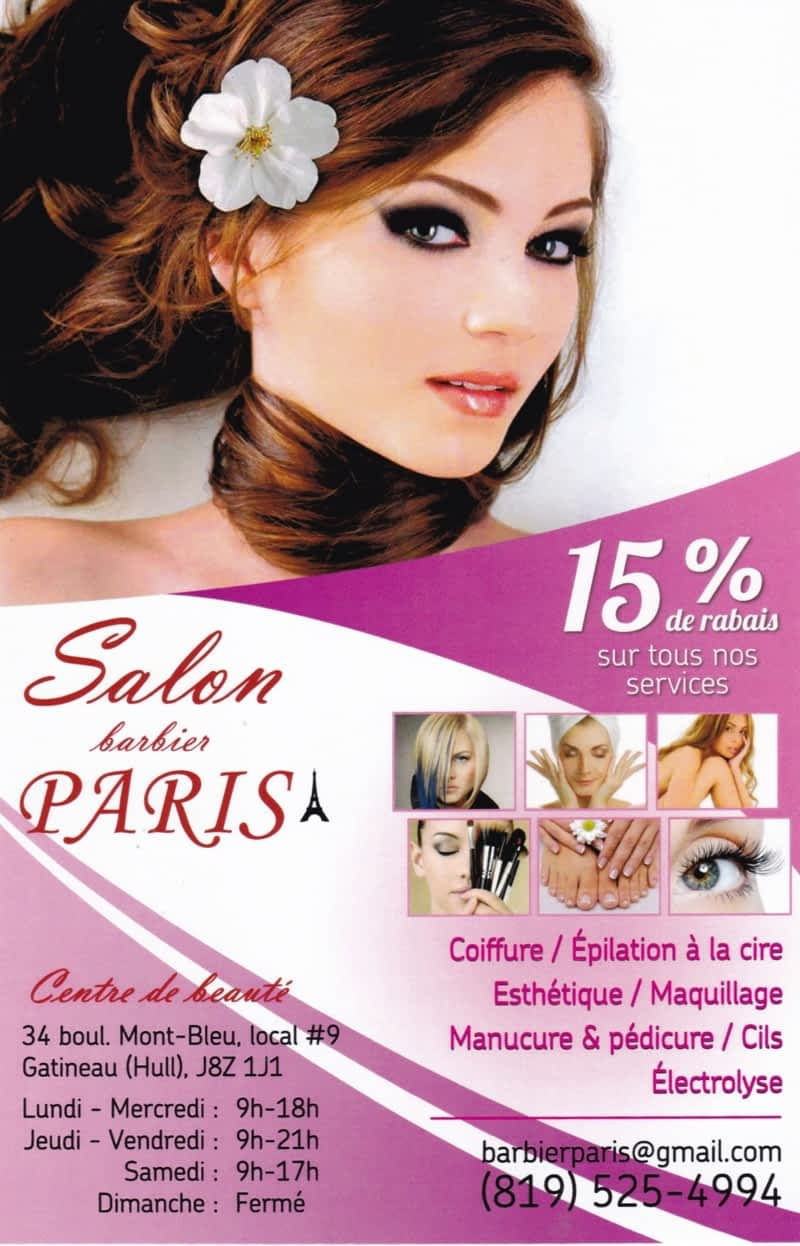 Photo Salon Barbier Paris; Photo Salon Barbier Paris ...