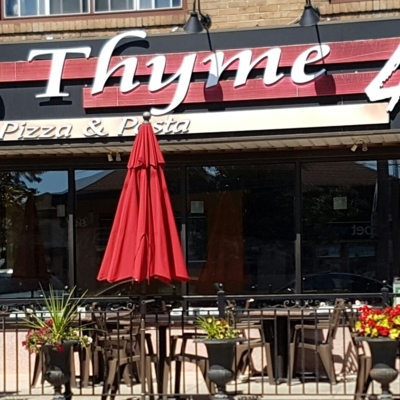 Thyme 4 Pizza & Pasta - Italian Restaurants