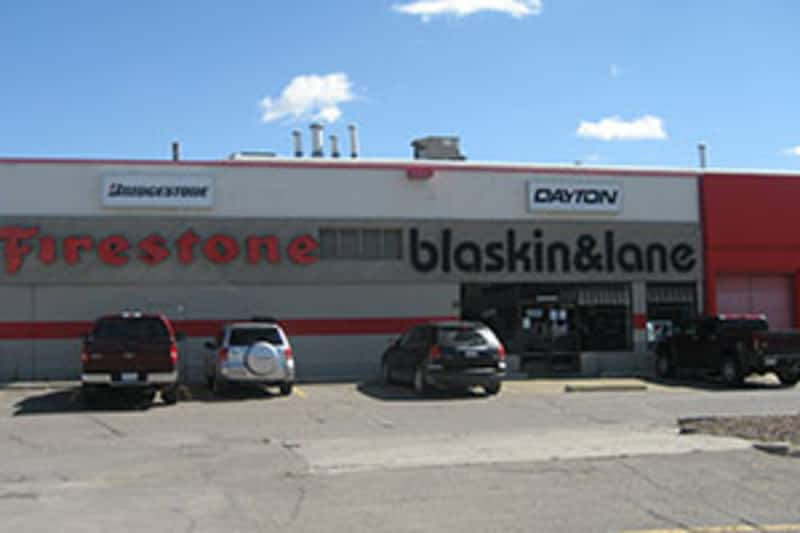 photo Blaskin & Lane Tire Centres
