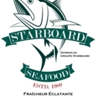 Starboard Seafood Inc - Fish & Seafood Wholesalers - 514-780-1818