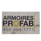 View Armoires Profab's L'Ile-Perrot profile