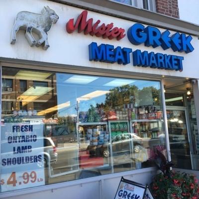 Mr Greek Meat Market - Butcher Shops - 416-469-0733