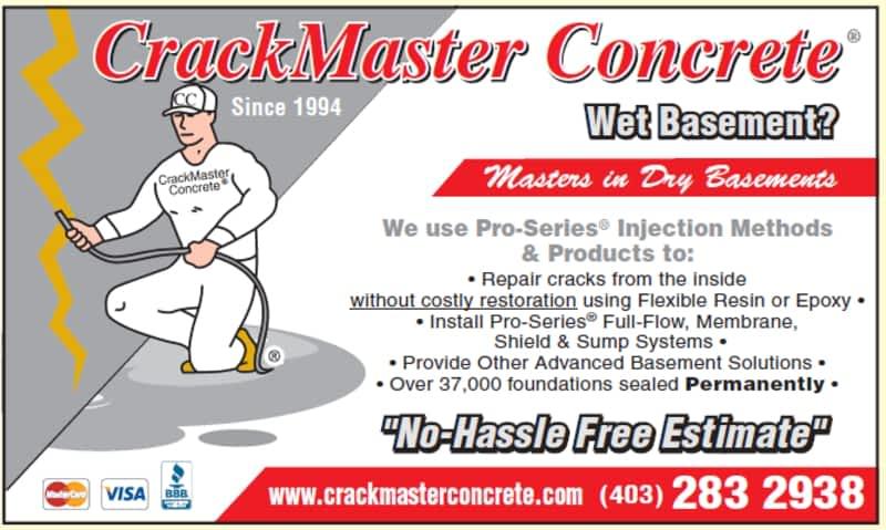 photo Crackmaster Concrete