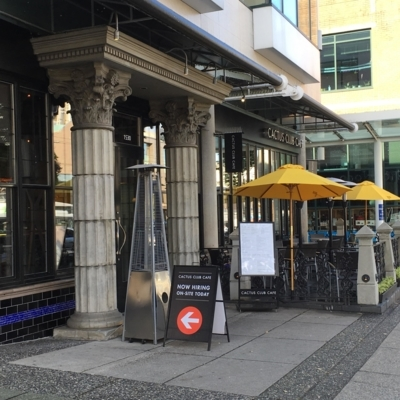 Cactus Club Cafe - Restaurants - 604-733-0434