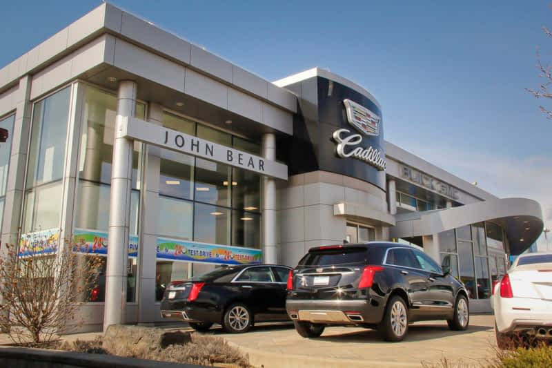 photo John Bear Chevrolet GMC Cadillac Ltd
