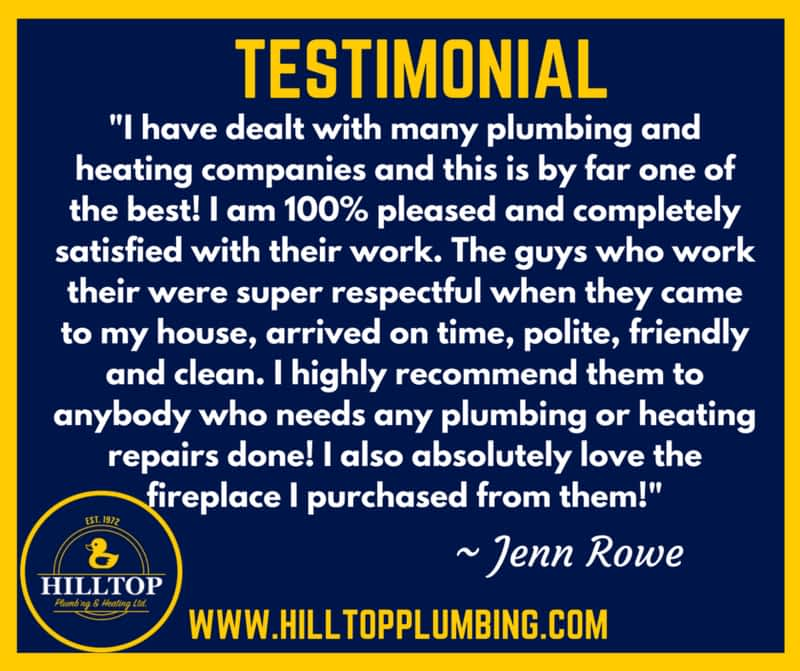 photo Hilltop Plumbing & Heating Ltd