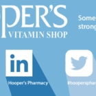 View Hooper's Vitamin Shop's Cooksville profile