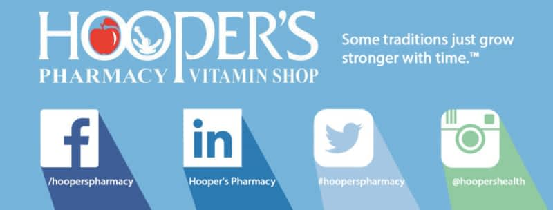 photo Hooper's Pharmacy and Vitamin Shop