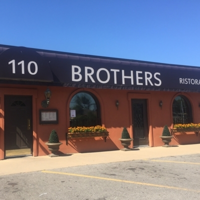 Brothers Restaurant - Pizza et pizzérias - 905-668-3600