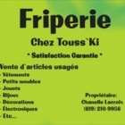 Friperie Chez Touss'ki - Second-Hand Clothing - 819-210-9956