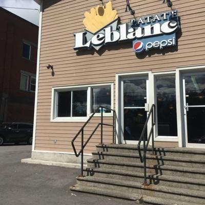 Leblanc Patates - Restaurants