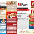 Johnny Pizzeria - Bistros - 819-843-3551