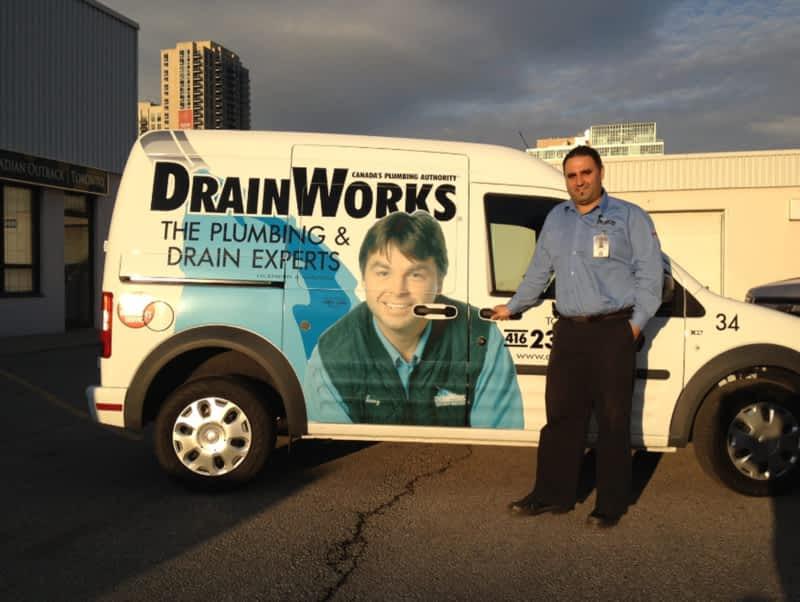 photo DrainWorks Plumbing