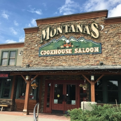 Montana's Cookhouse Bar & Grill - Restaurants