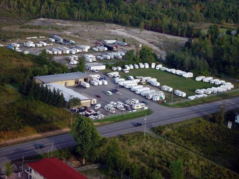 photo Ottawa Camping Trailers