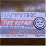 View Happy Tire Ltd's St Albert profile