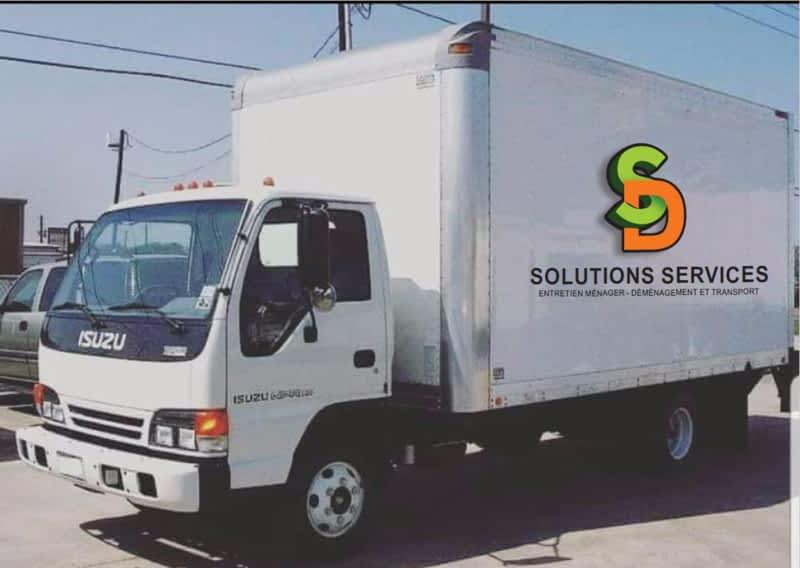 photo SD Solutions Services Déménagement