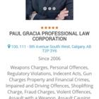 View Gracia Law's Calgary profile