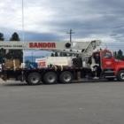 Sandor Rental Equipment Ltd - Crane Rental & Service - 250-426-5254