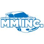 Garage Centre De Débosselage M M Inc - Réparation de carrosserie et peinture automobile