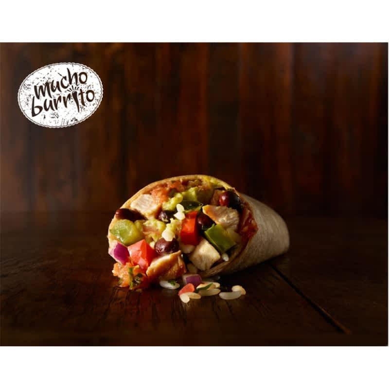 photo Mucho Burrito