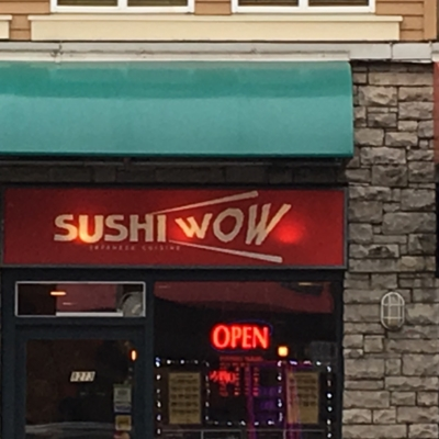 Sushi Wow - Sushi & Japanese Restaurants - 604-261-8112