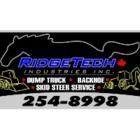 RidgeTech Industries Inc - Entrepreneurs en excavation