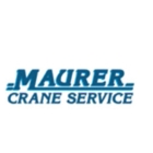 Maurer Crane Service - Logo