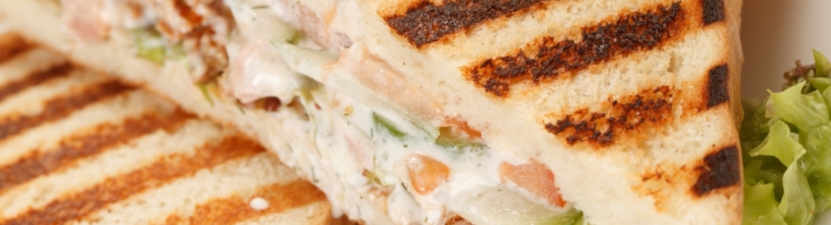 Crazy good sandwiches, Vancouver-style