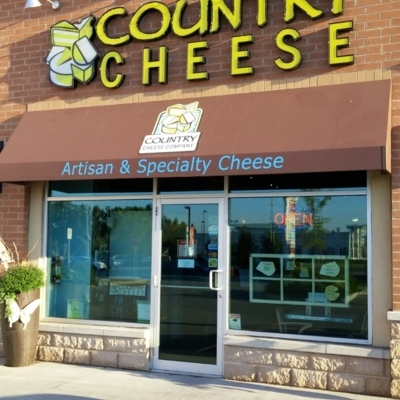 Country Cheese Company - Gourmet Food Shops - 289-482-1183
