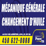 Service de Pneus TB - Used Tire Dealers