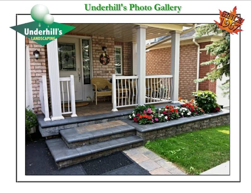 photo Underhill's Landscaping