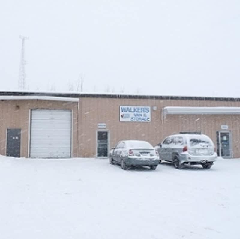 Walker S Van Amp Storage North Bay On 50 Venture Cres