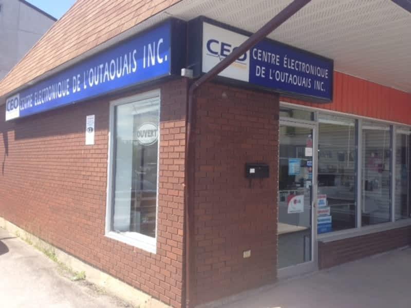 centre electronique de l 39 outaouais gatineau qc 561 boul maloney e canpages. Black Bedroom Furniture Sets. Home Design Ideas