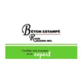 Béton Estampé Rock Lauzon Inc. - Entrepreneurs en béton