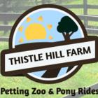 Thistle Hill Farm Petting Zoo & Pony Rides - Zoos