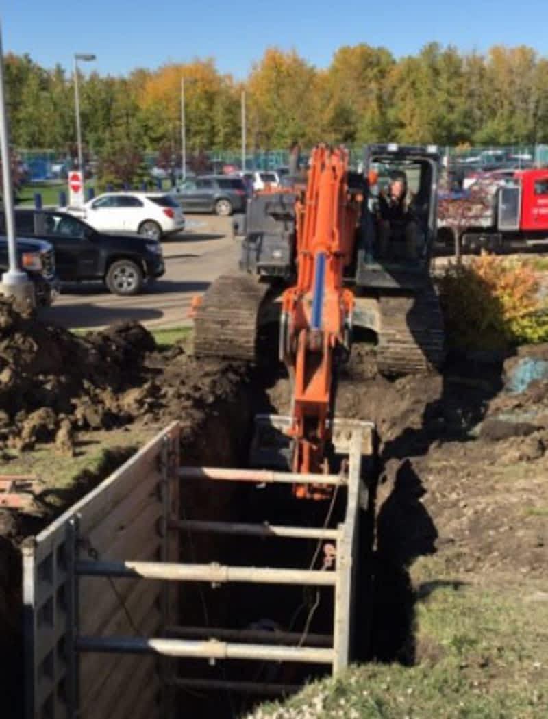 photo Strathcona Excavating Inc