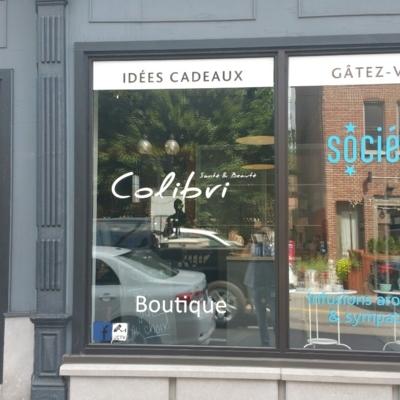 Colibri Santé et Beauté Inc - Salons de coiffure et de beauté - 514-482-6542