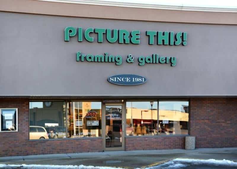 Picture This Framing & Gallery - Sherwood Park, AB - 959 Ordze Rd ...