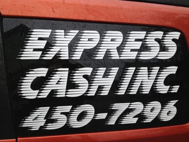photo Express Cash Inc