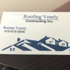 Roofing Vesely Contracting Inc - Roofers