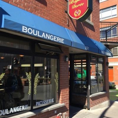 La Baguette Dorée Ltee - Bakeries