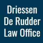 Driessen De Rudder Law Office