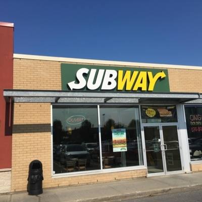 Subway - Restaurants - 514-881-1444