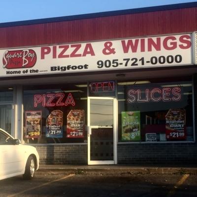 Squareboy Pizza - Restauration rapide - 905-721-0000