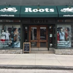 eba4f7fb28e Roots - Opening Hours - 229 Princess Street