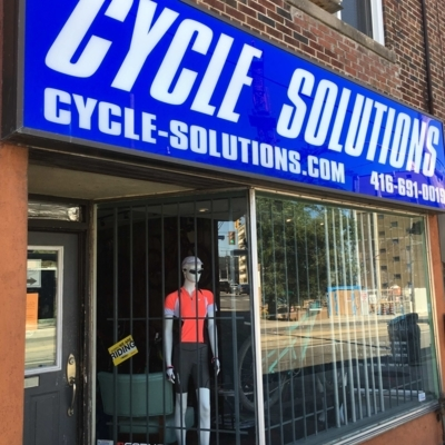 Cycle Solutions - Bicycle Stores - 416-691-0019