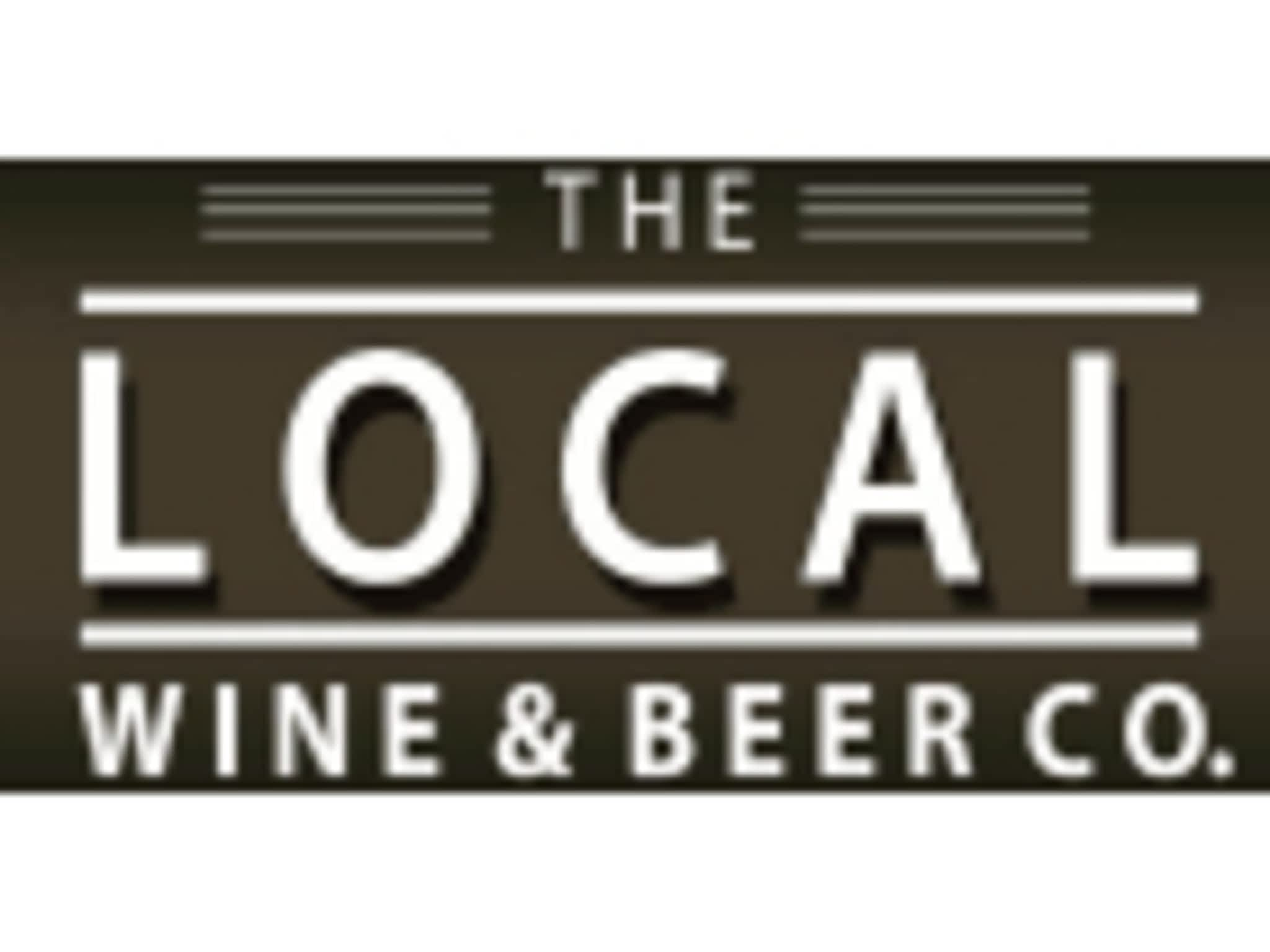 photo The Local Wine & Beer Co.