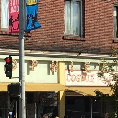 Sophie's Cosmic Cafe - Restaurants - 604-732-6810