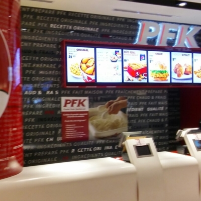 Poulet Frit Kentucky - Restaurants - 450-441-5491